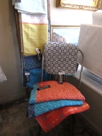 Cotton flannel throws