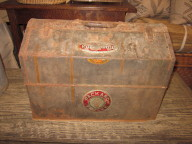 Antique Packard Toolbox