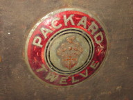 Vintage Packard seal