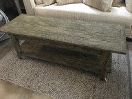 Coffee Table Made in USA