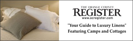 Guide to Luxury Linens by OC Register